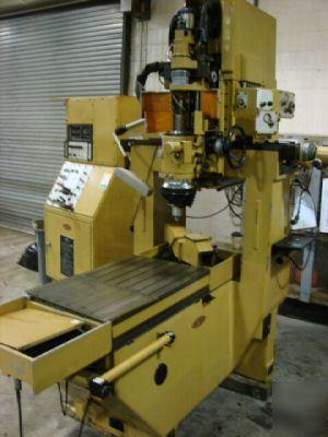 Truck Parts For Sale >> Moore G32 bridge type precision jig grinding machine