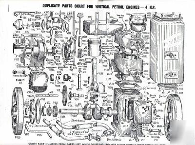 Bulldozers For Sale >> Ronaldson and tippet type 'n' engine manual
