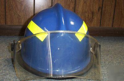 Superior Auto Parts >> New pacific blue fire helmet - all kevlar