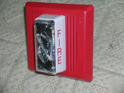 Go Auto Recycling >> Edwards est 892-6B001 electronic horn strobe fire alarm