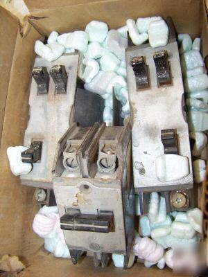 Square d type m, multi breaker, circuit breakers