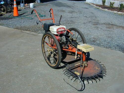 Bush Hog Wheels