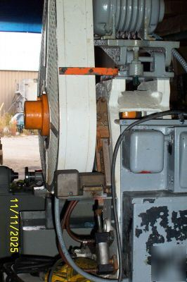 E W Bliss 10 Ton Punch Press 1 5 Quot Stroke 5 Quot Shut Nice
