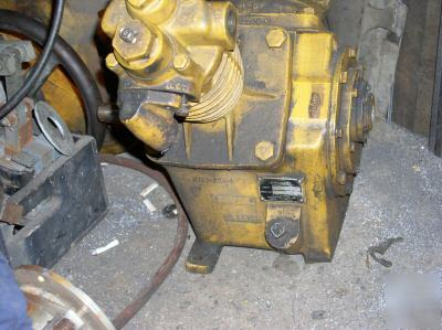 Dresser leroi    air       pressor    pump10 hp size 2 stage