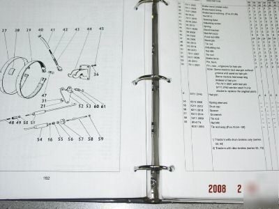 1996 Zetor Tractor Parts Manual Unified Range 1 border=