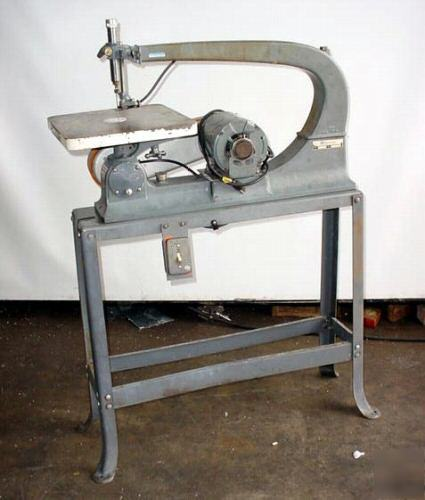 Delta Rockwell Scroll Saw 24 Quot Throat Patterns Cabinets