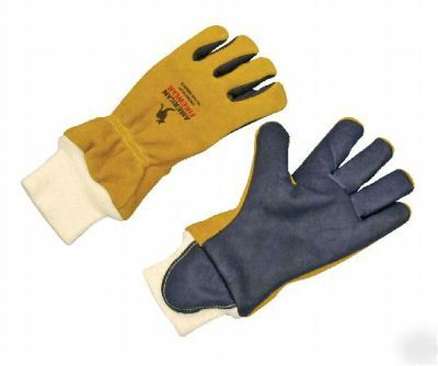 Fire mate 9100 firefighter glove. large