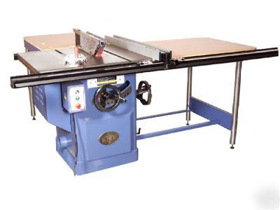 Oliver 4035 12 5hp or 7 5 ph table saw w 52 fence for 12 inch table saws for sale