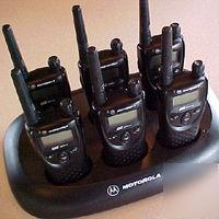 Motorola Walkie Talkie Pro Hi Power 2 Two Way Radio