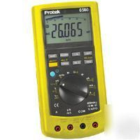 Protek 6500 - 50,000 count multimeter