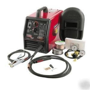 Lincoln Electric Mig Welder >> New Lincoln Electric Weld Pack 175 Hd Mig Welder In Box