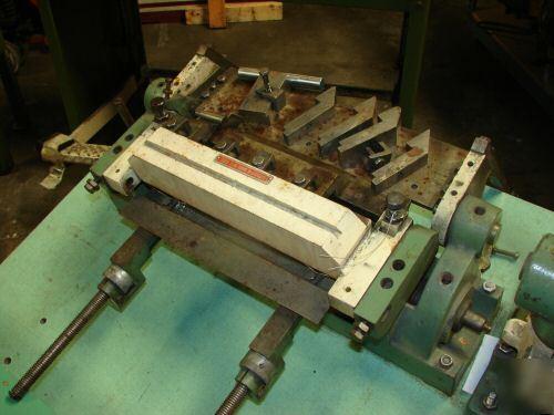Diacro Di Acro No 12 Precision Finger Leaf Brake Press