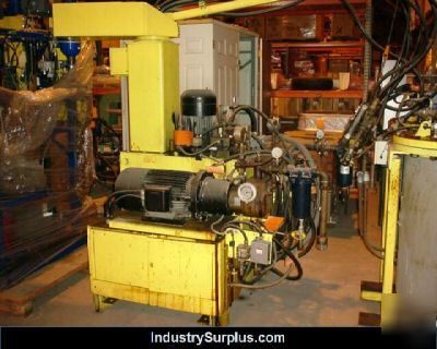 1983' emb puromat high pressure rim metering machine