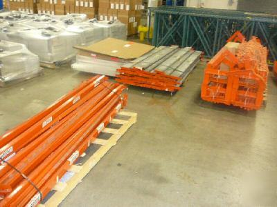 Storage rack beams /decking available
