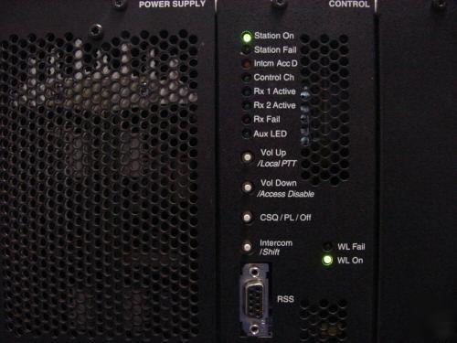 Motorola Quantar 800 Mhz 100 Watt Repeater Astro Radio