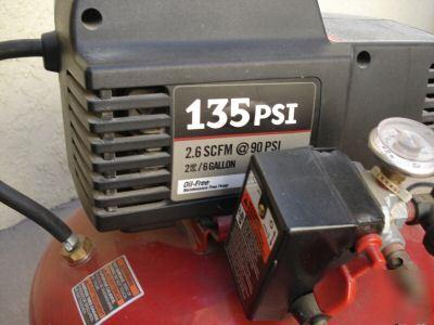 Kreshantique Porter Cable Cf2400 4gal Compressor Sale