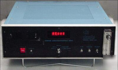 Dasibi 1008-ah ozone concentration monitor (as-is)