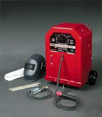 New Lincoln Electric Ac 225 Stick Welder K1170 4