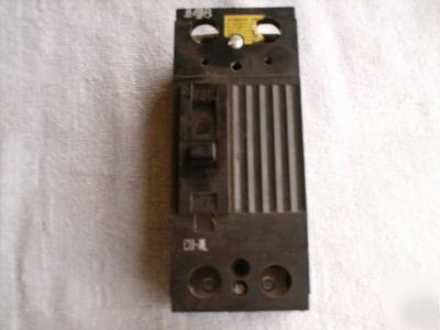 General electric TQD22150 150A 240V 2P circuit breaker