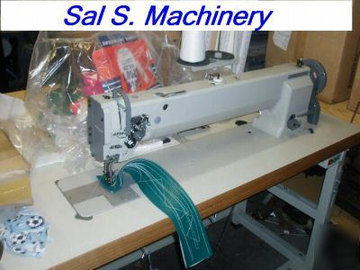 Highlead Industrial Long Arm Sewing Machine Custom Highlead Sewing Machines