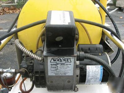 Landa Hot Cold Pressure Washer Phw3 710