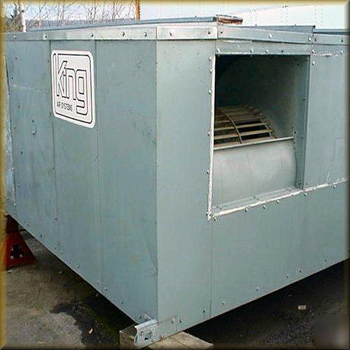 Heated Air Make Up Furnace 3 Million Btu