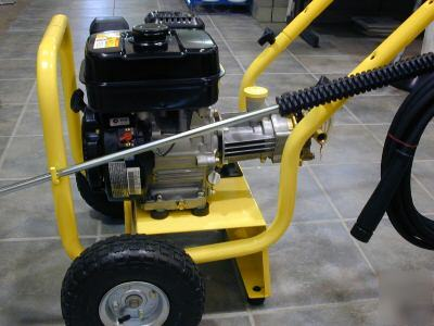 Karcher 2600 Psi 6 H P Pressure Washer