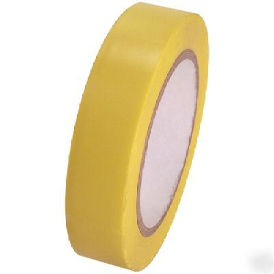 Yellow vinyl tape cvt-636 (1