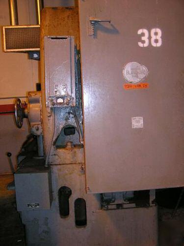 Grinding Parts Area : Blanchard no grinder  s vintage