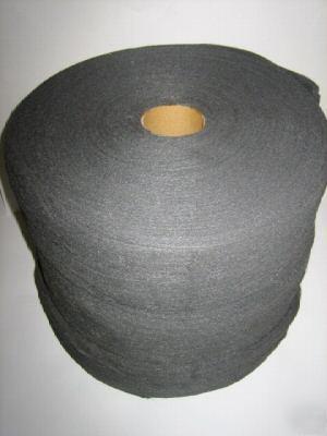 25 Lb Case Steel Wool Rolls 0000 Or 000