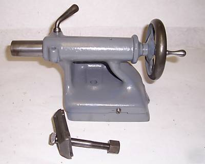 "South bend 9"" lathe tailstock"