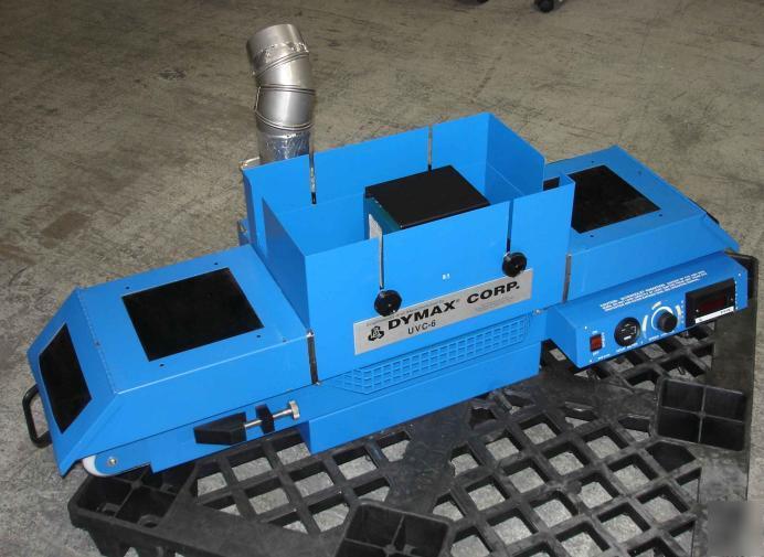 Dymax Uvc 6 Uv Conveyer Curing Oven 5000 Ec Flood Lamp