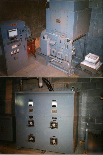 Kiln Heat Treat Harper Elevator Kiln High Temp