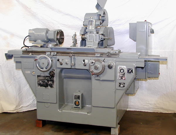 Grinding Parts Area : Brown sharpe u cylindrical grinder with i d