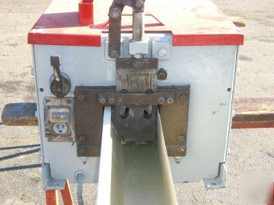 Job Site Gutter Machine 5 K Style