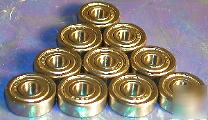 10 bearing 606 zz 6*17 shielded mm metric ball bearings