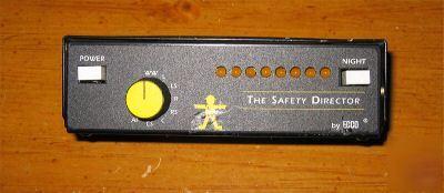 Ecco safety director arrow stick arrowstik controller