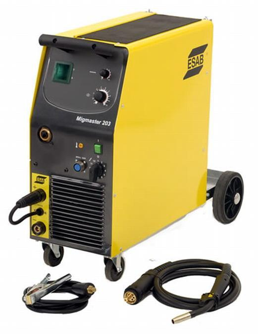 Esab Parts http://www.parts-recycling.com/Other-/Metal-Press-/In-Area-/Esab-migmaster-203-mig-welder-pkg-0558005174.htm
